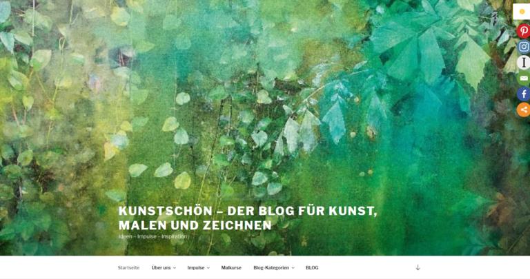 Startseite kunstschoen.de