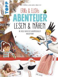 Eriks und Elisas Abenteuer Lesen und Nähen